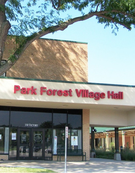 740c0be5b29 Village of Park Forest, Illinois 2019/2020 Budget