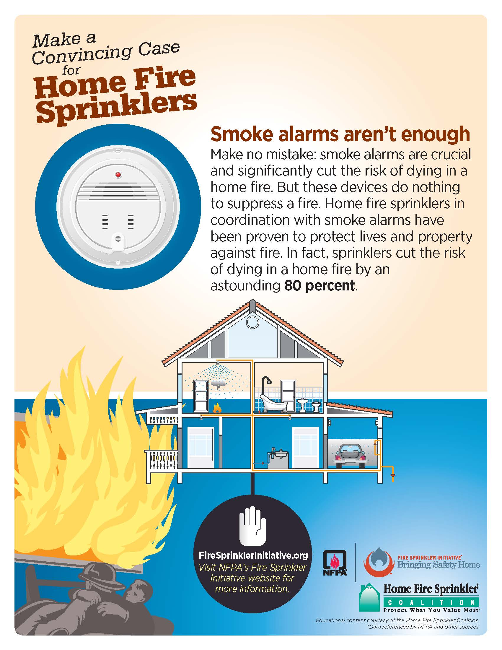 Smoke alarms myth infographic JPG