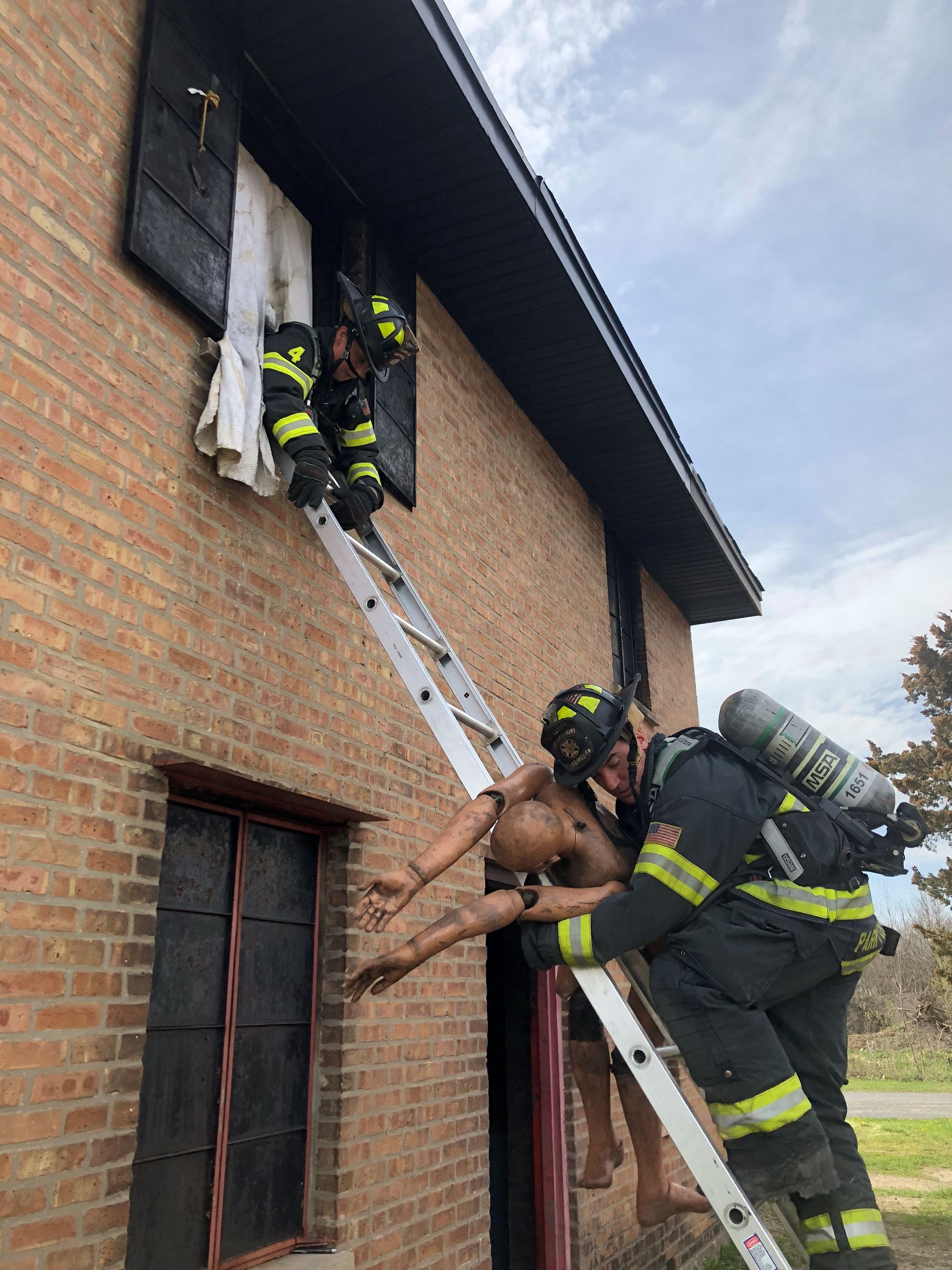 Ladder Training