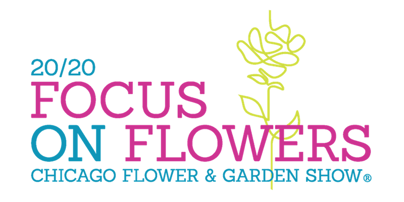 2020 Flower and Garden Logo