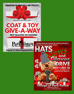 Coat Toy Hat Scarf drive